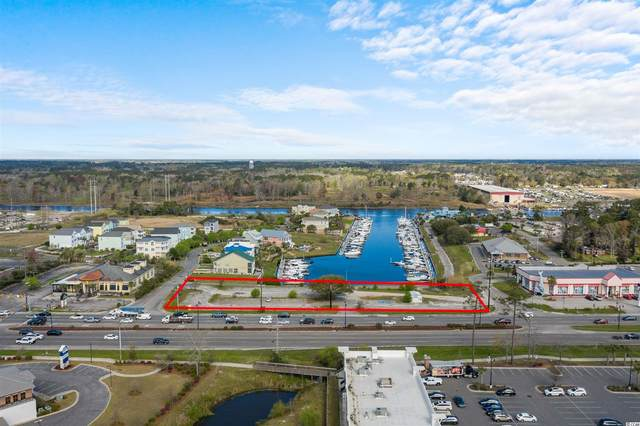1211 N Highway 17, North Myrtle Beach, SC 29582 (MLS #2107234) :: Armand R Roux | Real Estate Buy The Coast LLC