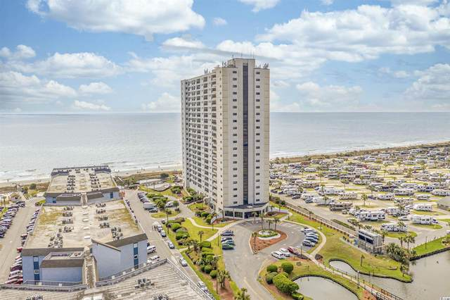 5905 S Kings Hwy. #2208, Myrtle Beach, SC 29575 (MLS #2107235) :: Surfside Realty Company