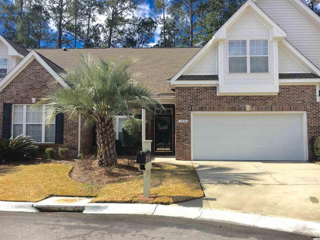 5048 Forsythia Circle Lot 16, Murrells Inlet, SC 29576 (MLS #2107241) :: James W. Smith Real Estate Co.