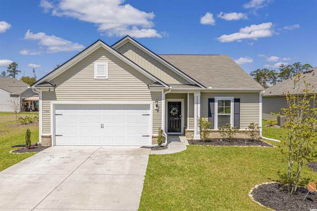 196 Long Leaf Pine Dr., Conway, SC 29526 (MLS #2107271) :: Coastal Tides Realty
