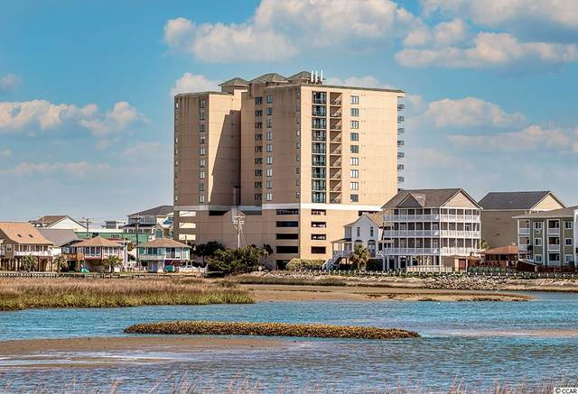 4103 N Ocean Blvd. #102, North Myrtle Beach, SC 29582 (MLS #2107277) :: Armand R Roux | Real Estate Buy The Coast LLC