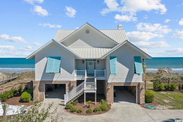 1153 Debordieu Blvd., Georgetown, SC 29440 (MLS #2107279) :: Surfside Realty Company