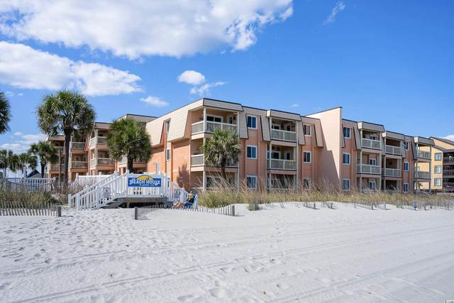 720 N Waccamaw Dr. #301, Garden City Beach, SC 29576 (MLS #2107281) :: Dunes Realty Sales