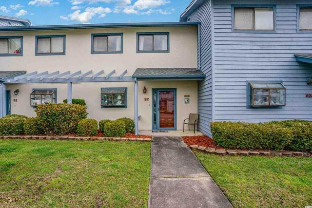 775 Plantation Dr. #82, Little River, SC 29566 (MLS #2107286) :: Surfside Realty Company