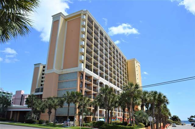 6900 N Ocean Blvd. #904, Myrtle Beach, SC 29572 (MLS #2107296) :: James W. Smith Real Estate Co.