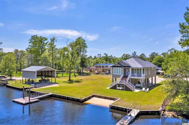 5101 Pitch Landing Dr., Conway, SC 29527 (MLS #2107303) :: Duncan Group Properties