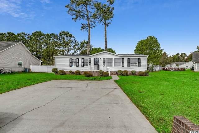 321 Opal Ave., Little River, SC 29566 (MLS #2107308) :: Duncan Group Properties