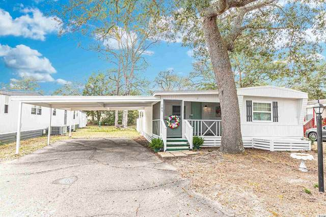 105 Village Ct., Murrells Inlet, SC 29576 (MLS #2107310) :: Jerry Pinkas Real Estate Experts, Inc