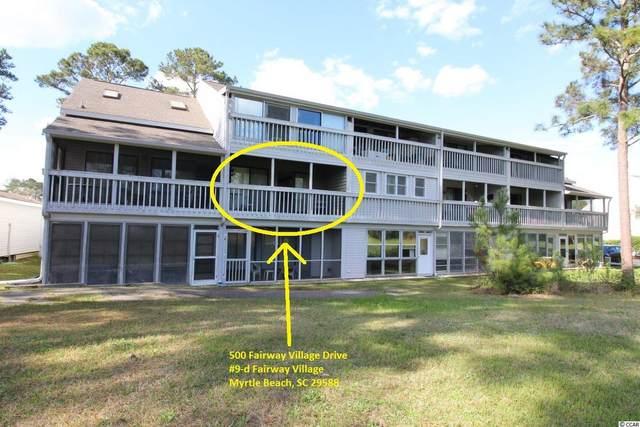 500 Fairway Village Dr. 9-D, Myrtle Beach, SC 29588 (MLS #2107312) :: Team Amanda & Co