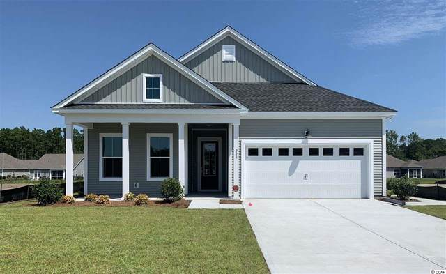 124 Tidal Dr., Murrells Inlet, SC 29576 (MLS #2107314) :: The Lachicotte Company