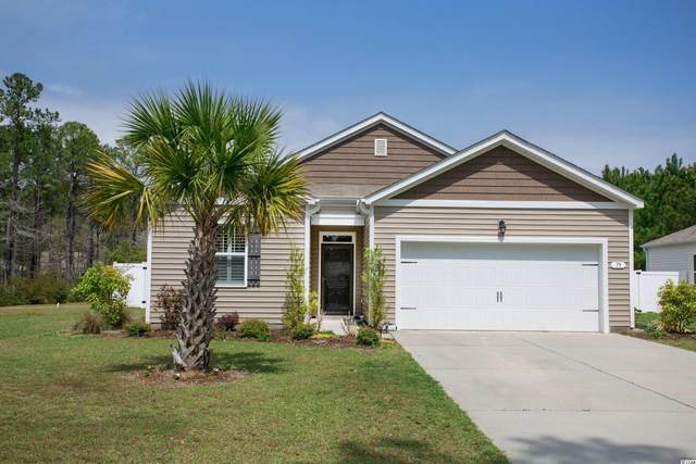 79 Parkglen Dr., Pawleys Island, SC 29585 (MLS #2107322) :: The Litchfield Company