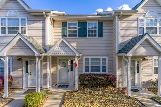 705 1st Ave. S 35-D, North Myrtle Beach, SC 29582 (MLS #2107326) :: Surfside Realty Company