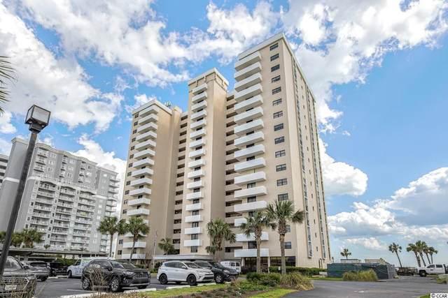 10200 Beach Club Dr. 9E, Myrtle Beach, SC 29572 (MLS #2107329) :: Jerry Pinkas Real Estate Experts, Inc