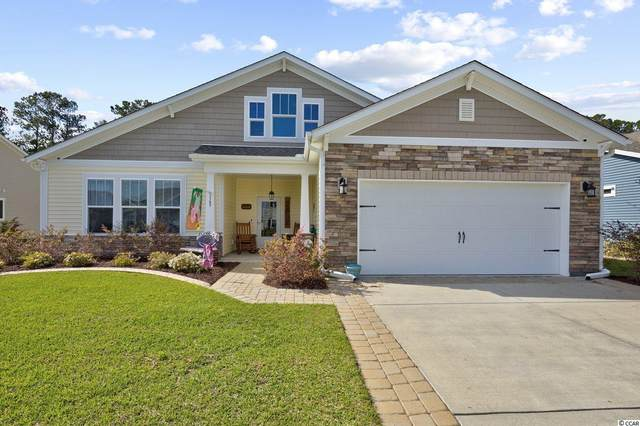 165 Copper Leaf Dr., Myrtle Beach, SC 29588 (MLS #2107331) :: The Litchfield Company