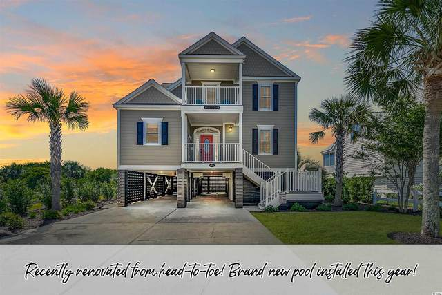 1073 S Waccamaw Dr., Garden City Beach, SC 29576 (MLS #2107334) :: Surfside Realty Company