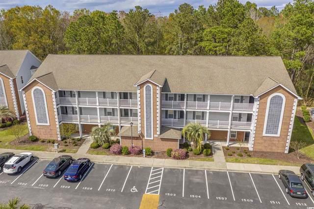 4846 Meadowsweet Dr. #1506, Myrtle Beach, SC 29579 (MLS #2107336) :: Duncan Group Properties