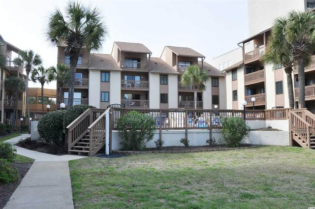 5515 N Ocean Blvd. #305, Myrtle Beach, SC 29577 (MLS #2107346) :: The Lachicotte Company