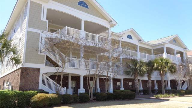 6203 Catalina Dr. #1321, North Myrtle Beach, SC 29582 (MLS #2107352) :: Armand R Roux | Real Estate Buy The Coast LLC