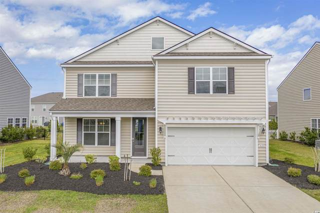 4622 Planters Row Way, Myrtle Beach, SC 29579 (MLS #2107355) :: The Litchfield Company