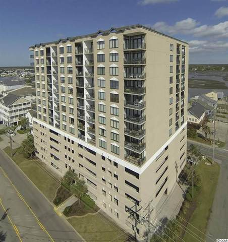4103 N Ocean Blvd. #104, North Myrtle Beach, SC 29582 (MLS #2107365) :: Armand R Roux | Real Estate Buy The Coast LLC