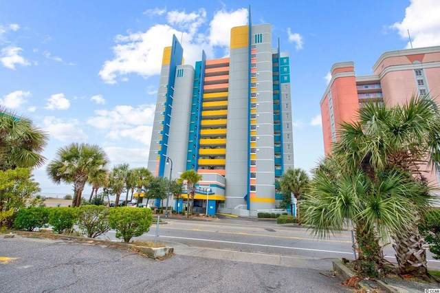 1702 North Ocean Blvd. #355, Myrtle Beach, SC 29577 (MLS #2107366) :: Armand R Roux | Real Estate Buy The Coast LLC