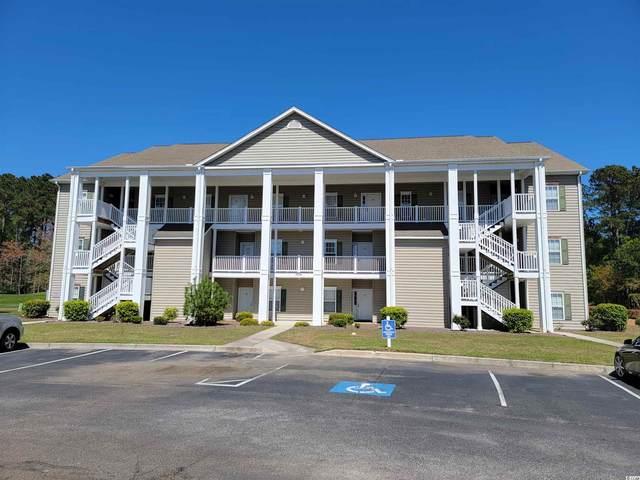 5834 Longwood Dr. #204, Murrells Inlet, SC 29576 (MLS #2107368) :: Jerry Pinkas Real Estate Experts, Inc