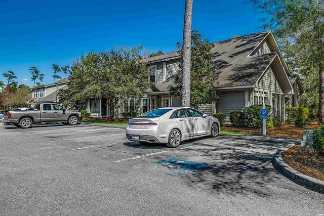 1545 Spinnaker Dr. 2D, North Myrtle Beach, SC 29582 (MLS #2107373) :: Armand R Roux | Real Estate Buy The Coast LLC