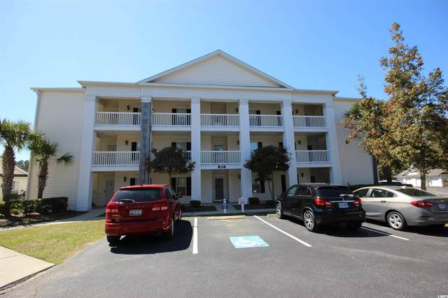 611 Woodmoor Circle #303, Garden City Beach, SC 29576 (MLS #2107376) :: The Litchfield Company