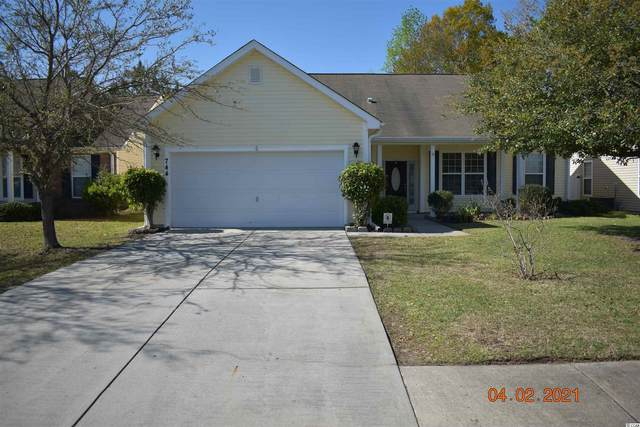 744 Indian Wood Ln., Myrtle Beach, SC 29588 (MLS #2107377) :: Jerry Pinkas Real Estate Experts, Inc