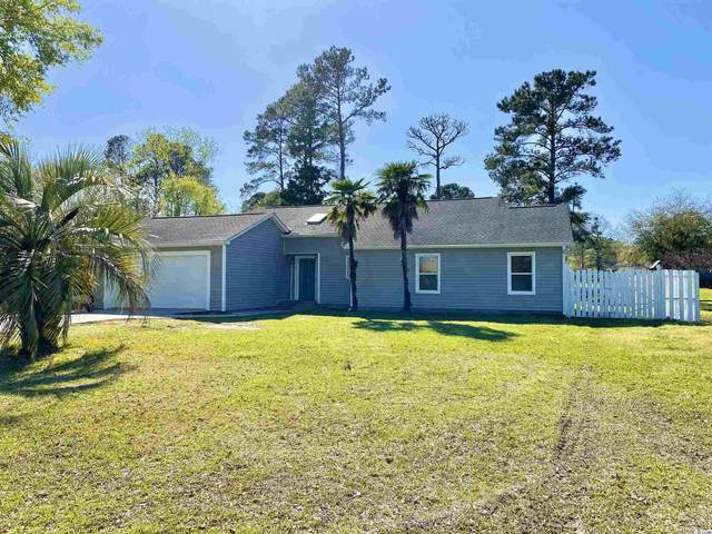 105 St. Andrews Ln., Myrtle Beach, SC 29588 (MLS #2107385) :: The Litchfield Company
