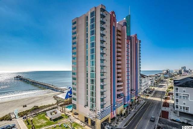 3500 North Ocean Blvd. #1507, North Myrtle Beach, SC 29582 (MLS #2107386) :: The Litchfield Company