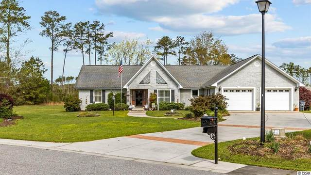 3998 Tiger Paw Ln., Myrtle Beach, SC 29588 (MLS #2107394) :: Armand R Roux | Real Estate Buy The Coast LLC