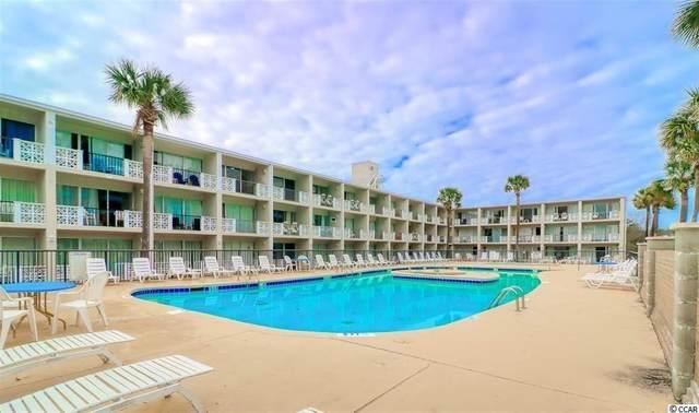 1600 S S Ocean Blvd. #318, Myrtle Beach, SC 29577 (MLS #2107399) :: Team Amanda & Co