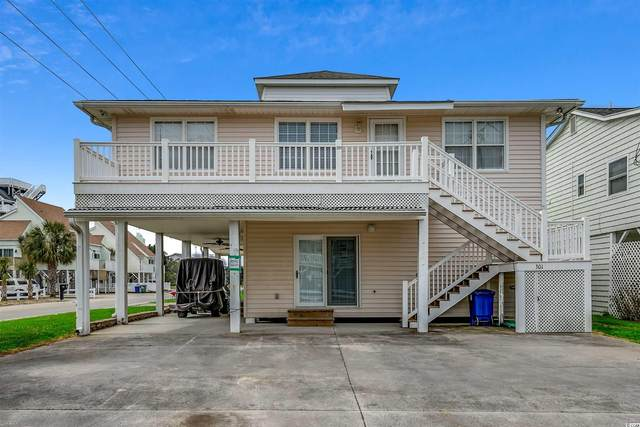 301 58th Ave. N, North Myrtle Beach, SC 29582 (MLS #2107402) :: Garden City Realty, Inc.