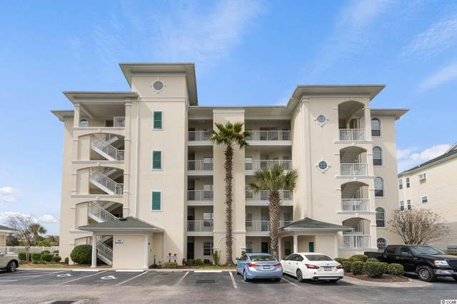1100 Commons Blvd. #905, Myrtle Beach, SC 29572 (MLS #2107408) :: Surfside Realty Company
