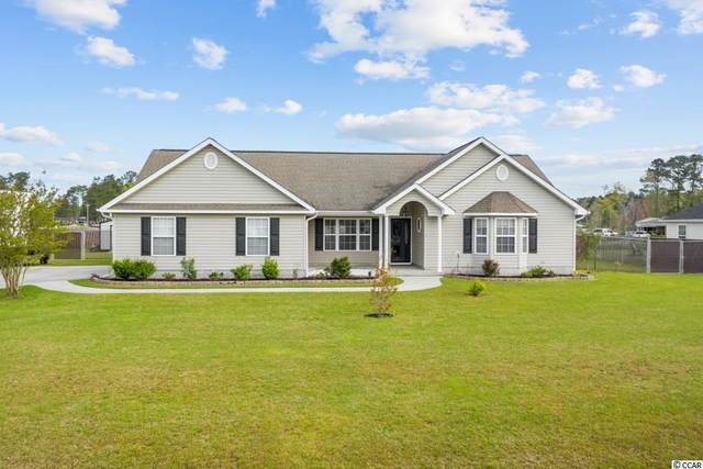 106 Hampton Ridge Rd., Conway, SC 29527 (MLS #2107424) :: Armand R Roux | Real Estate Buy The Coast LLC