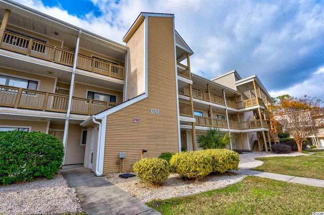 1025 Plantation Dr. #3425, Little River, SC 29566 (MLS #2107426) :: Armand R Roux | Real Estate Buy The Coast LLC