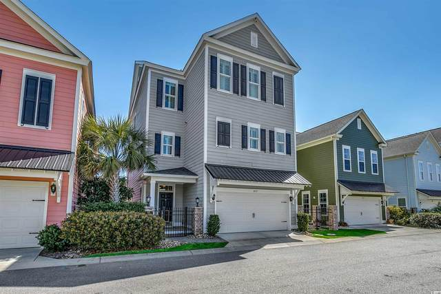 872 Curtis Brown Ln., Myrtle Beach, SC 29577 (MLS #2107435) :: Hawkeye Realty