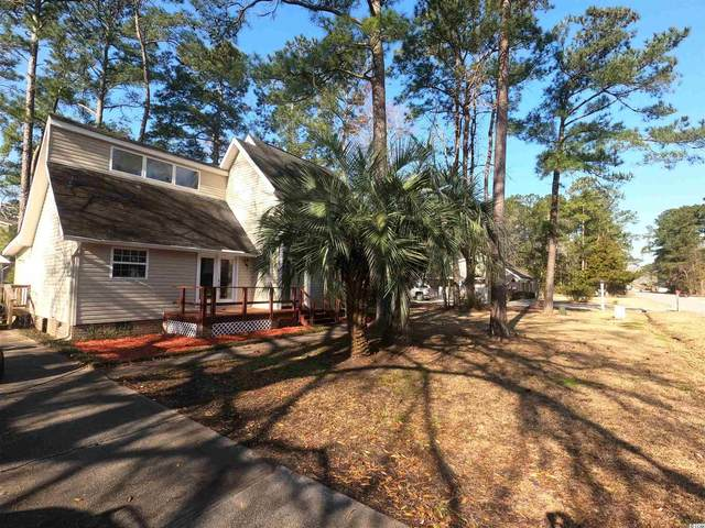 3857 Deer Run Dr., Myrtle Beach, SC 29579 (MLS #2107437) :: Coastal Tides Realty