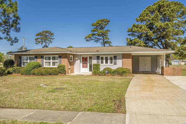 571 Mockingbird Ave. #571, Myrtle Beach, SC 29577 (MLS #2107442) :: The Litchfield Company