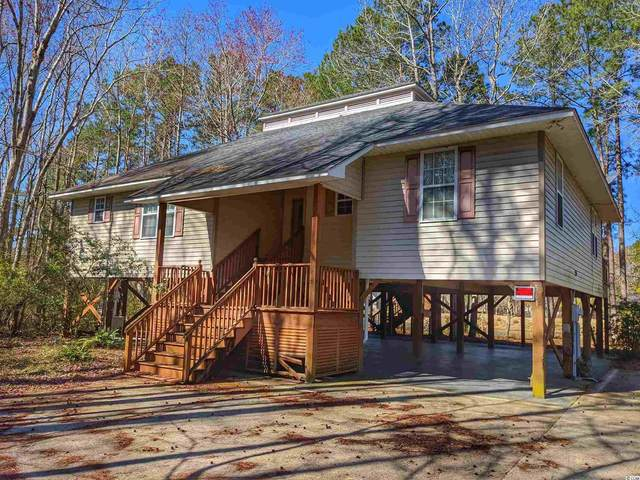 561 Kings River Rd., Pawleys Island, SC 29585 (MLS #2107450) :: Garden City Realty, Inc.