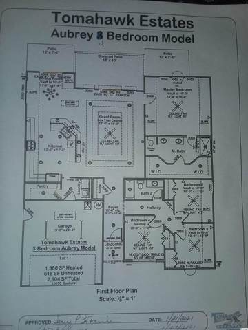 100 Herrmann Ridge Ct., Myrtle Beach, SC 29579 (MLS #2107457) :: Sloan Realty Group