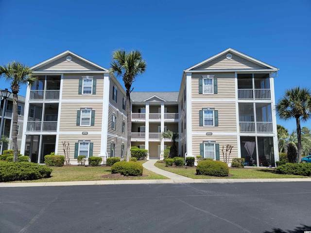 1990 Crossgate Blvd. #205, Surfside Beach, SC 29575 (MLS #2107467) :: The Litchfield Company