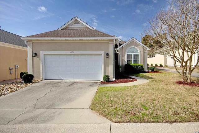 4328 Windy Heights Dr., North Myrtle Beach, SC 29582 (MLS #2107473) :: The Litchfield Company
