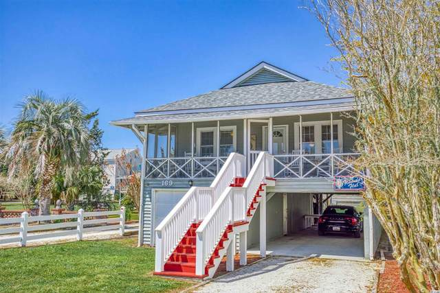 169 Atlantic Ave., Pawleys Island, SC 29585 (MLS #2107482) :: Surfside Realty Company