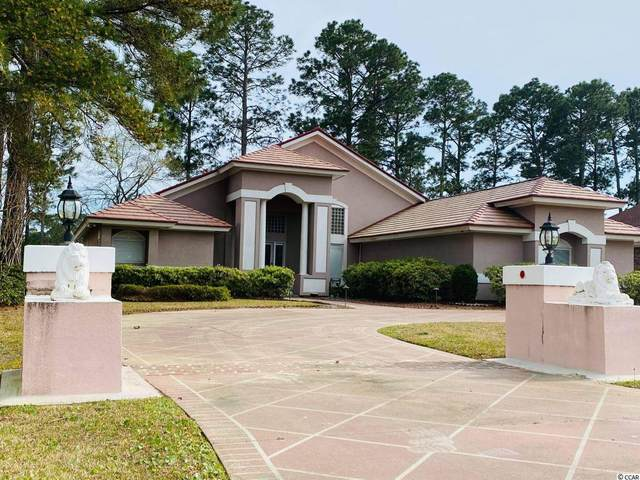 4736 National Dr., Myrtle Beach, SC 29579 (MLS #2107483) :: Surfside Realty Company