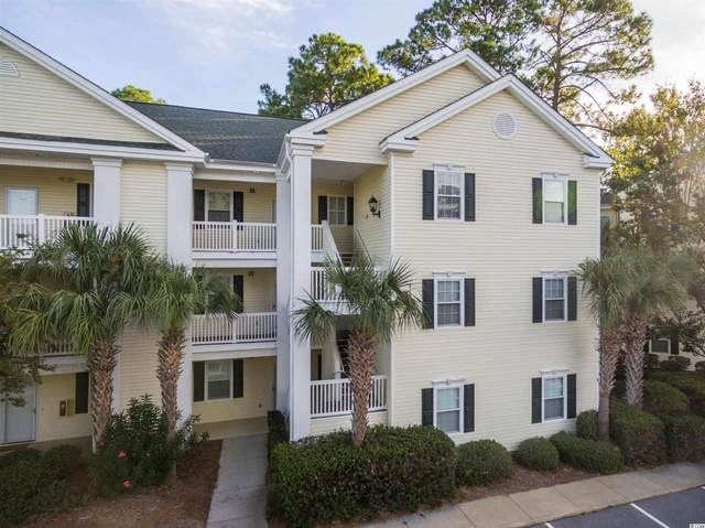 601 Hillside Ave. N #4135, North Myrtle Beach, SC 29582 (MLS #2107485) :: The Litchfield Company
