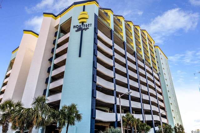 6804 N Ocean Blvd. #1107, Myrtle Beach, SC 29572 (MLS #2107492) :: Surfside Realty Company