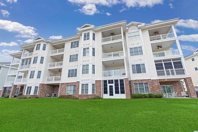 4887 Luster Leaf Circle #404, Myrtle Beach, SC 29577 (MLS #2107496) :: The Litchfield Company