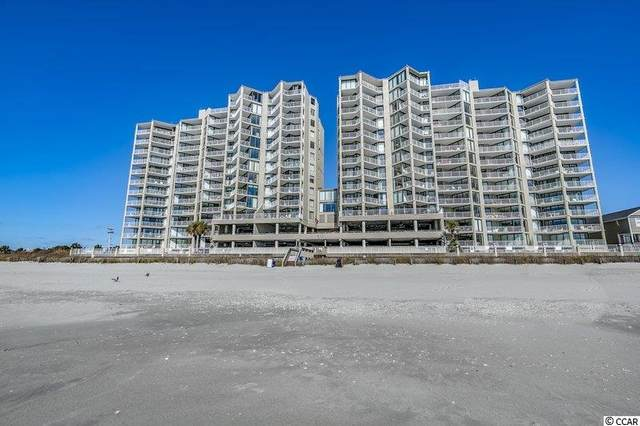 1990 N Waccamaw Dr. #1110, Garden City Beach, SC 29576 (MLS #2107501) :: The Greg Sisson Team